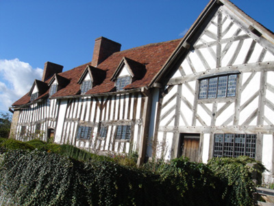 Mary Arden's House and the Shakespeare Countryside Museum