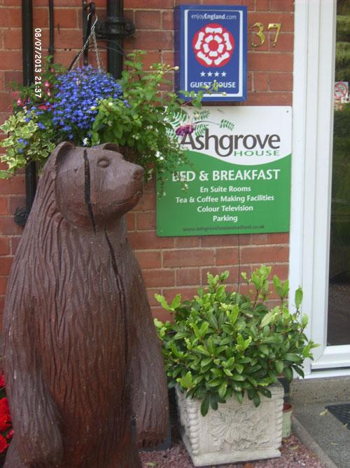 Ashgrove House Bed & Breakfast Stratford Upon Avon